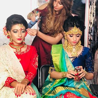 Bridal Makeup by Riddhi Surti